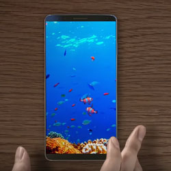 Видео от Samsung Display показывает Galaxy S8?