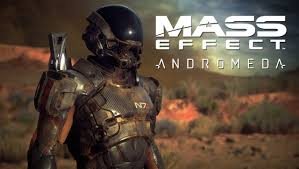 Геймплей Mass Effect: Andromeda на PS4 Pro